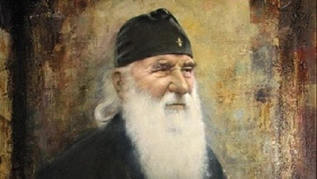 Saint Justin Popović, a great monastic figure