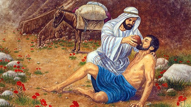 The Parable of the Good Samaritan (Luke 10, 25-37)