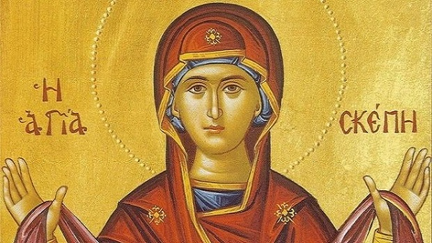 Sermon on the feast day of the protection of the all Holy Theotokos (Feast day October 1st 2019)