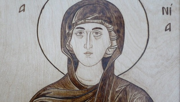 Saint Eugenia the Abbot