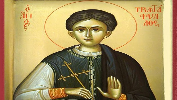 A sailor distinguished for his purity: The Holy New Martyr Triandafyllos