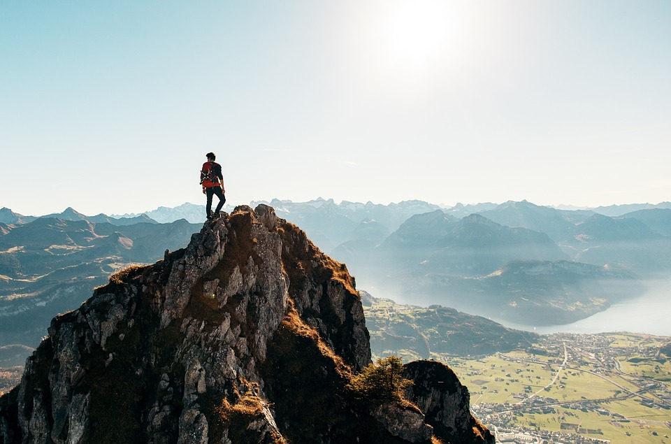 Finding Courage in a Culture of Fear