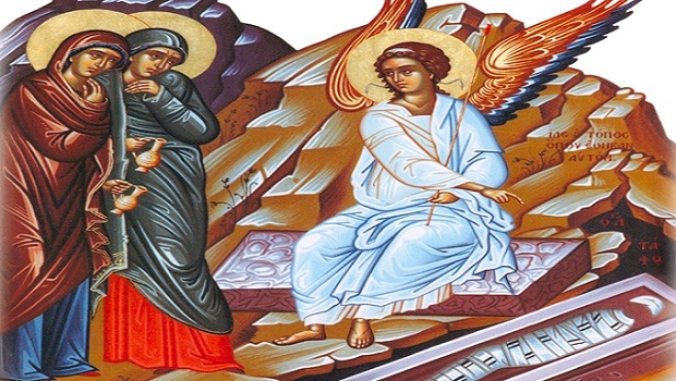 Prefiguration of the Resurrection in the Easter Canon