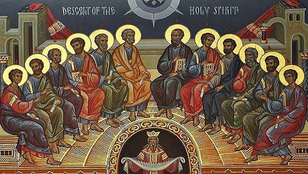 St. John Chrysostom – Homily on Pentecost (2)
