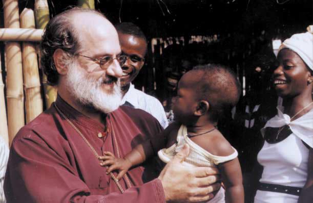 "Evangelism—However, We Should Go to ""Africa"""