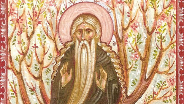 Blessed David of Thessaloniki (+ 26 June)
