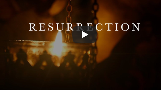 Resurrection: Christ is Risen. A Short Film